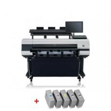 Широкоформатни копирни машини Скенер + Canon imagePROGRAF 830 MFP M40 + безплатни 5 бр. мастила PFI-307