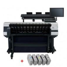 Широкоформатни копирни машини Скенер + Canon imagePROGRAF 850 MFP M40 + безплатни 5 бр. мастила PFI-307