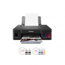 Мастиленоструйни принтери Canon PIXMA G1411 + Dark Fabric Iron-on Transfers A4