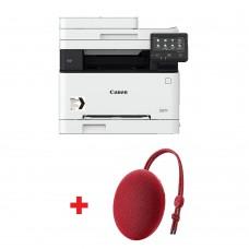 Canon i-SENSYS MF645Cx Printer/Scanner/Copier/Fax + Huawei Sound Stone portable bluetooth speaker CM51 Red - Подарък тонколонка Huawei CM51! Валидност до 30.04.2020г.