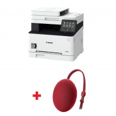 Canon i-SENSYS MF643Cdw Printer/Scanner/Copier + Huawei Sound Stone portable bluetooth speaker CM51 Red - Подарък тонколонка Huawei CM51! Валидност до 30.04.2020г.