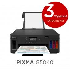Мастиленоструйни принтери Canon PIXMA G5040
