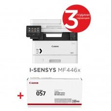 Canon i-SENSYS MF446x Printer/Scanner/Copier + Canon CRG-057