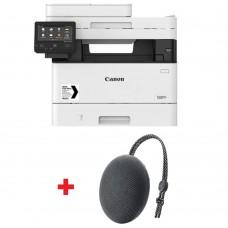 Черно-бели лазерни Мултифункционални устройства Canon i-SENSYS MF445dw Printer/Scanner/Copier/Fax + Huawei Sound Stone portable bluetooth speaker CM51 - Специална цена + Подарък тонколонка Huawei CM51! Валидност до 30.04.2020г.
