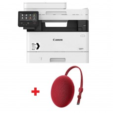 Черно-бели лазерни Мултифункционални устройства Canon i-SENSYS MF445dw Printer/Scanner/Copier/Fax + Huawei Sound Stone portable bluetooth speaker CM51 Red - Специална цена + Подарък тонколонка Huawei CM51! Валидност до 30.04.2020г.