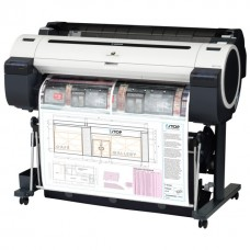 Широкоформатни принтери Canon imagePROGRAF iPF770 + Стенд - сега спестявате 1 161 лв (30% отстъпка от стандартна цена 3870 лв)