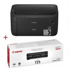 Canon i-SENSYS LBP6030B + Canon CRG-725
